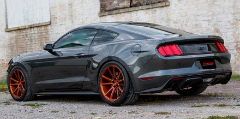 2015-2017 Ford Mustang GT / Fastback / Axle Back / Touring