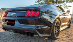 2015-2018 Ford Mustang GT / Fastback / Axle Back / Sport