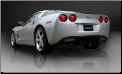 2005-2008 Corvette C6 6.0L/6.2L / Axle Back / Sport