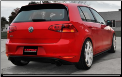 2014-2017 VW Golf GTI MK7 / Cat Back / Sport