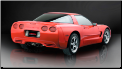1997-2004 Corvette C5 / C5 Z06 / Axle Back / XTREME