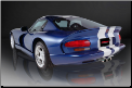 1996-2002 Dodge Viper RT 8.0L V10 / GTS / Cat Back / Sport